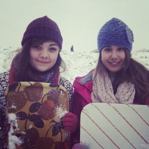 Snow Trays (2)