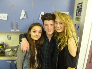 Me, Sam and Suzy