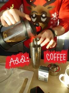 Add Coffee