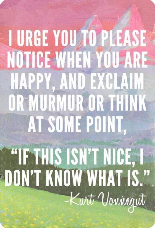 Quote - Kurt Vonnegut