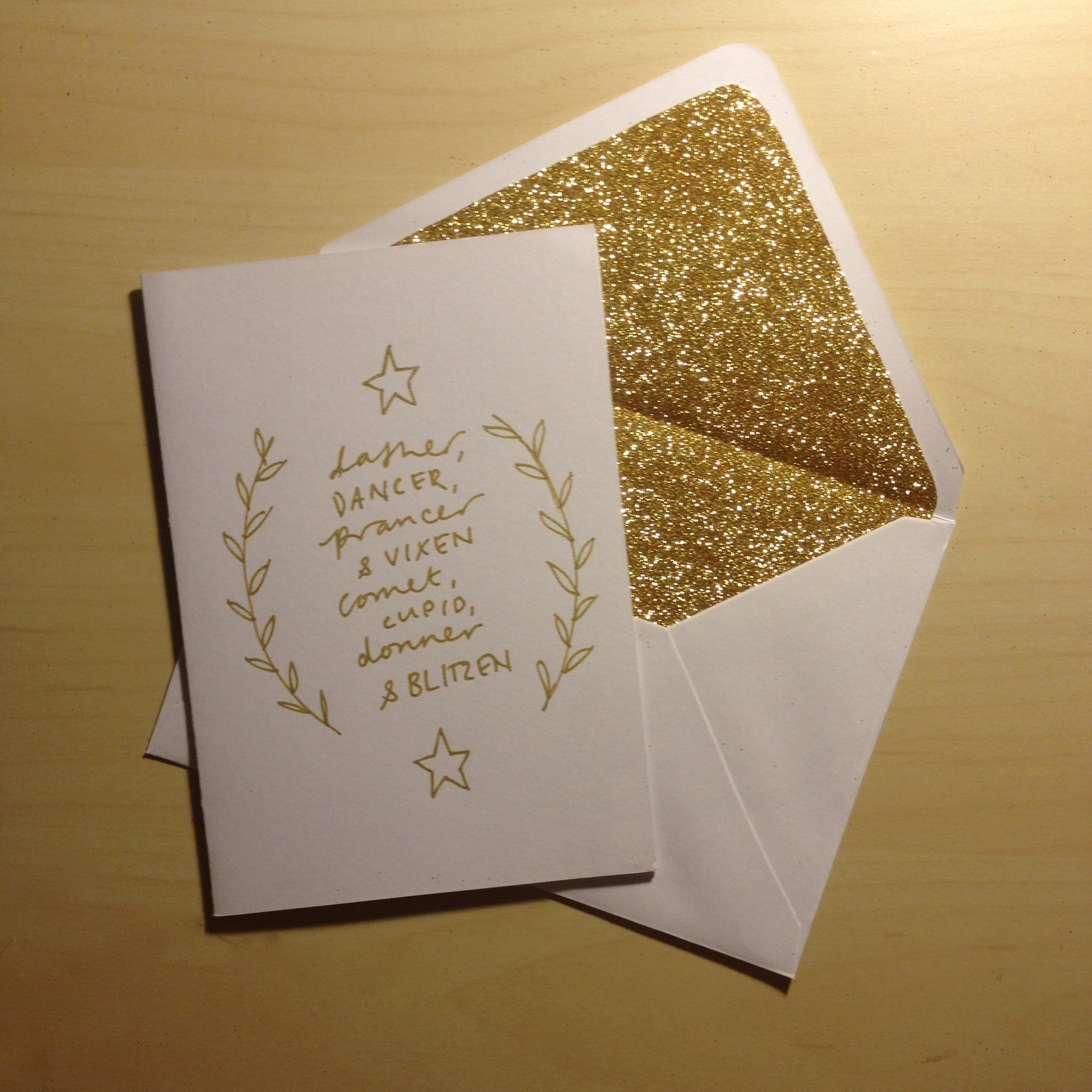 Christmas Cards | Pretty Vacant