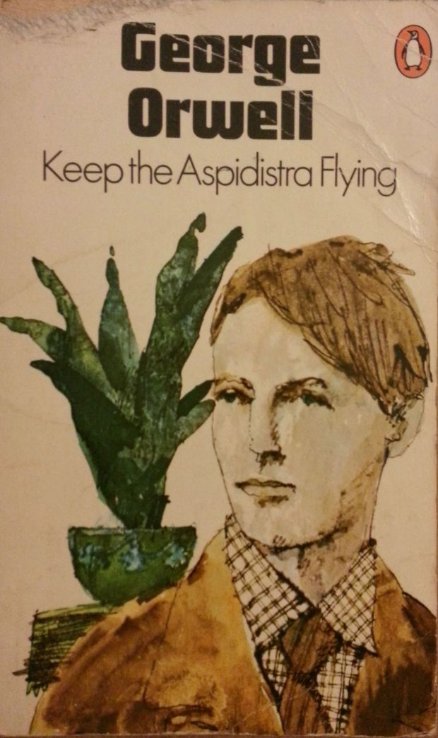 keep the aspidistra flying abstract Keep the aspidistra flying by orwell, george hardback book the fast free see more like this new - burmese days, keep the aspidistra flying, coming up for air.