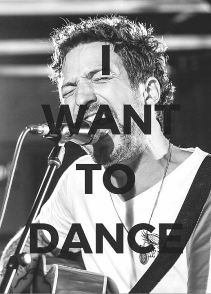 I WANTTO DANCE
